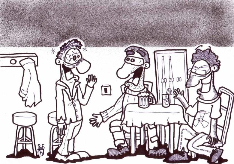 Chladnou hlavu #13: Kayenský žertík