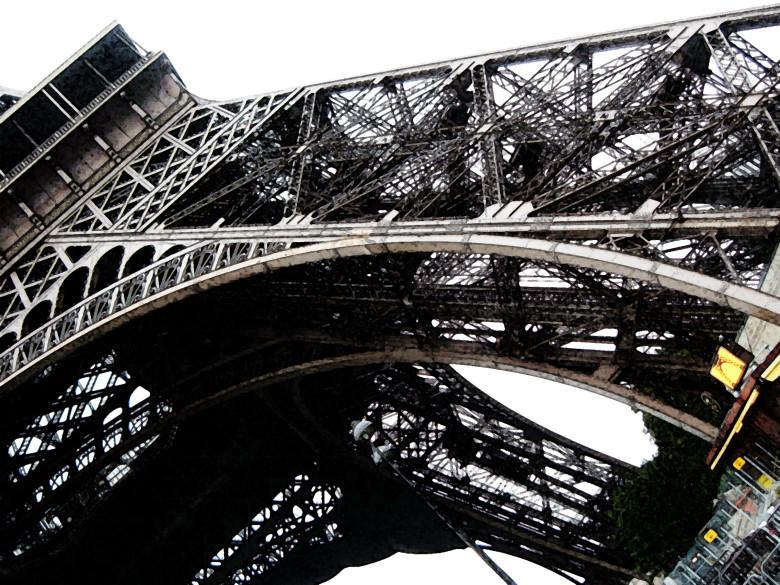 poslední Paříž
