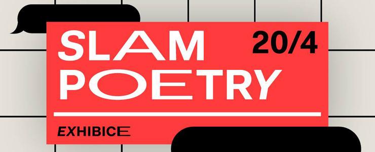 Slam poetry exhibice v Ústí nad Labem