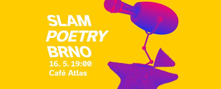 Hvězdná slam poetry exhibice v Brně