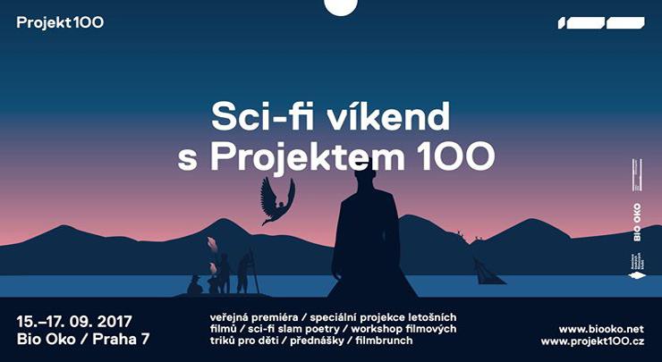 Sci-fi víkend s Projektem 100