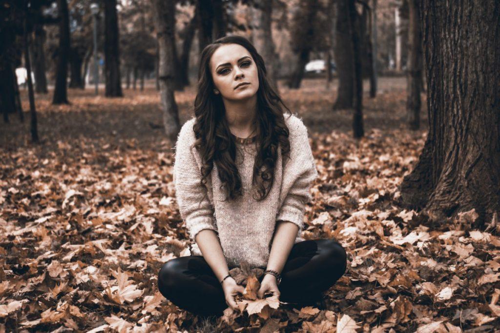 Nešťastný teenager