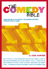 CARTER, Judy. The Comedy Bible