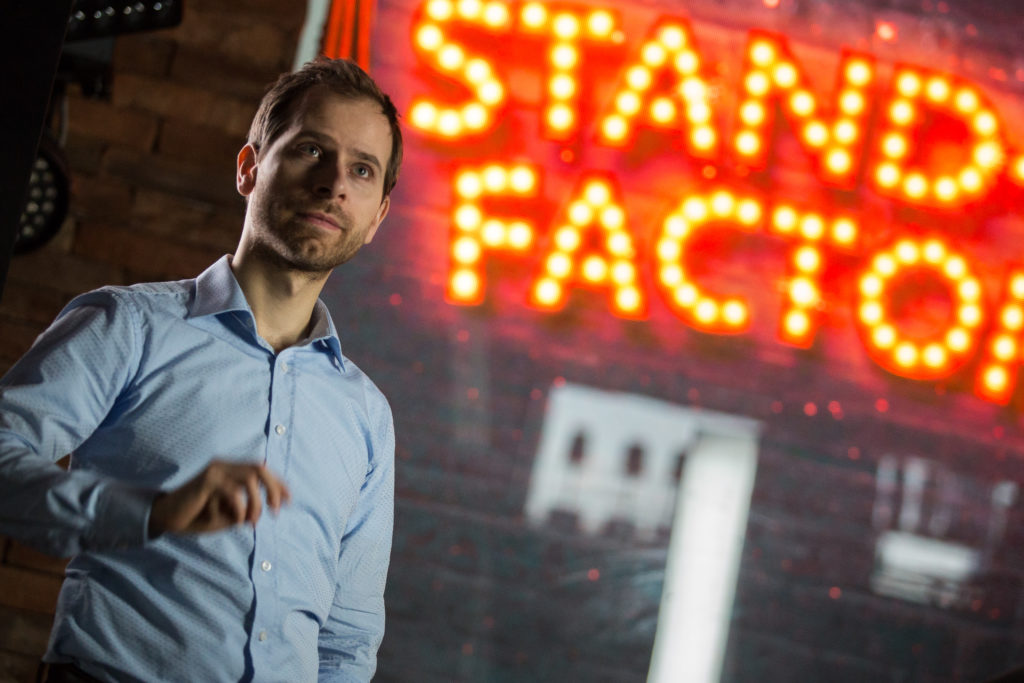 Jiří Charvát. Stand-up Factory