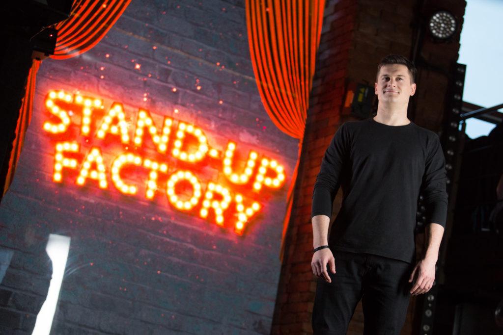 Jirka Jakima. Stand-up Factory