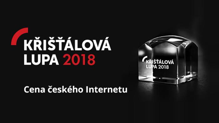 Nominuj iwrite.cz na Křišťálovou lupu