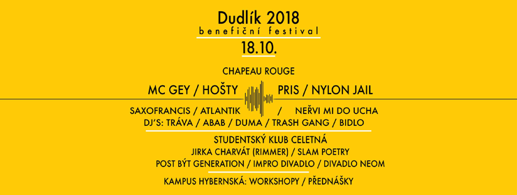 Dudlík. Benefiční festival
