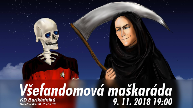 Všefandomová maškaráda 2018