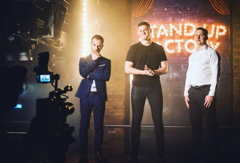 Stand-up Factory natáčí v Duplexu show pro MALL TV