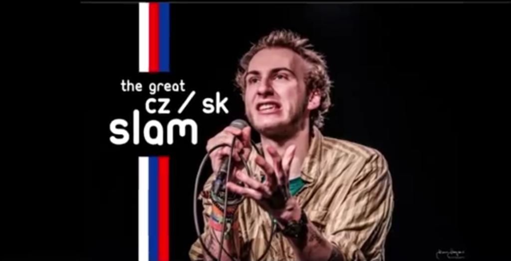 Česko-slovenská noc slam poetry