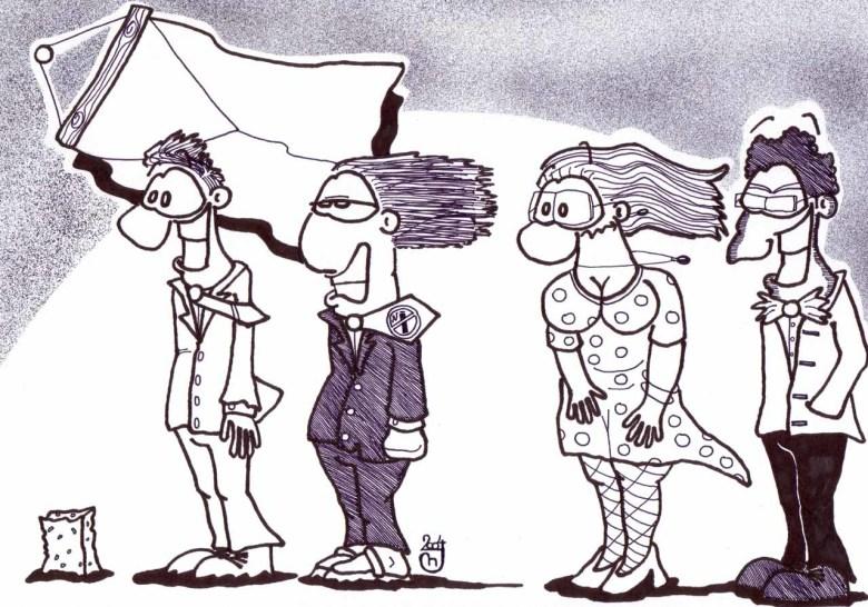 Chladnou hlavu #6: V nedělním oblečení nastoupíš před komisi…