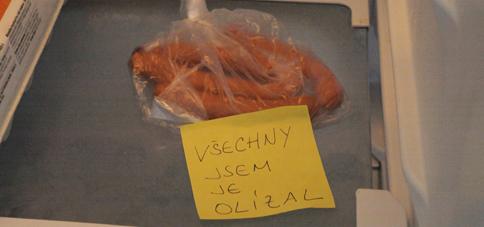 ESC #8: Pomsta z lednice